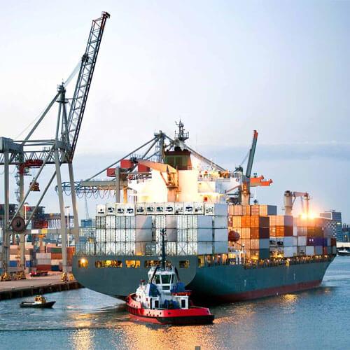 Sea Freight Inbound